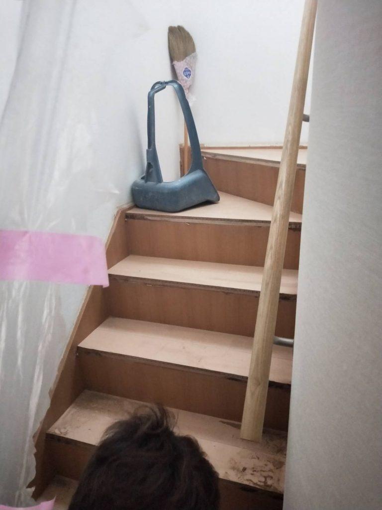リフォーム 階段