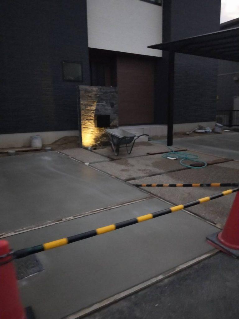 門柱 ライトアップ