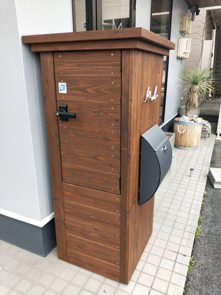 オリジナル宅配ボックス